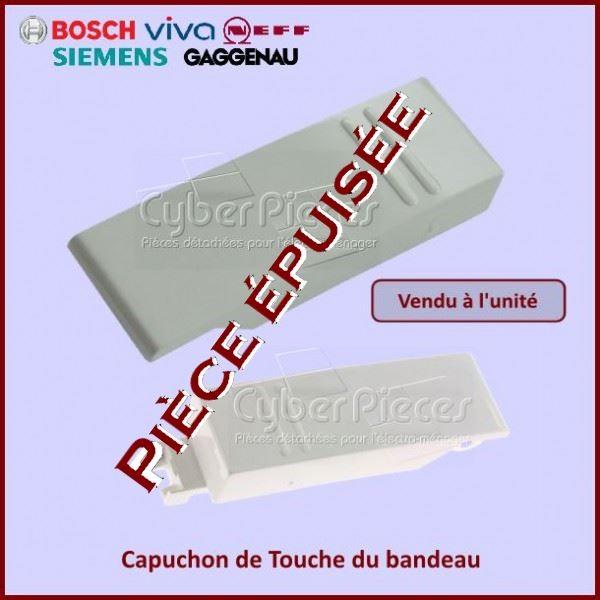 Touche du bandeau Bosch 00160967***Piece epuisee***
