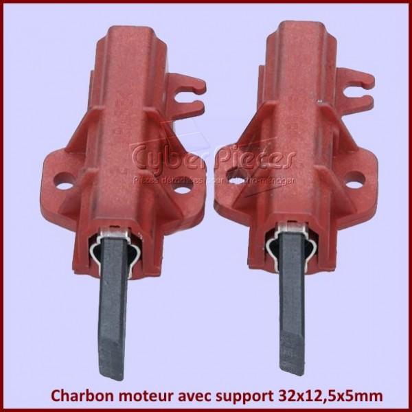 Charbon moteur avec support 32x12,5x5mm L1-1