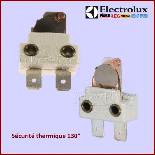 Sécurité thermique 130° Electrolux  8996694047516