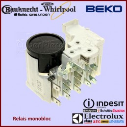 Monobloc relais Whirlpool...