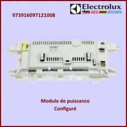 Carte électronique configuré Electrolux 973916097121008 CYB-059503