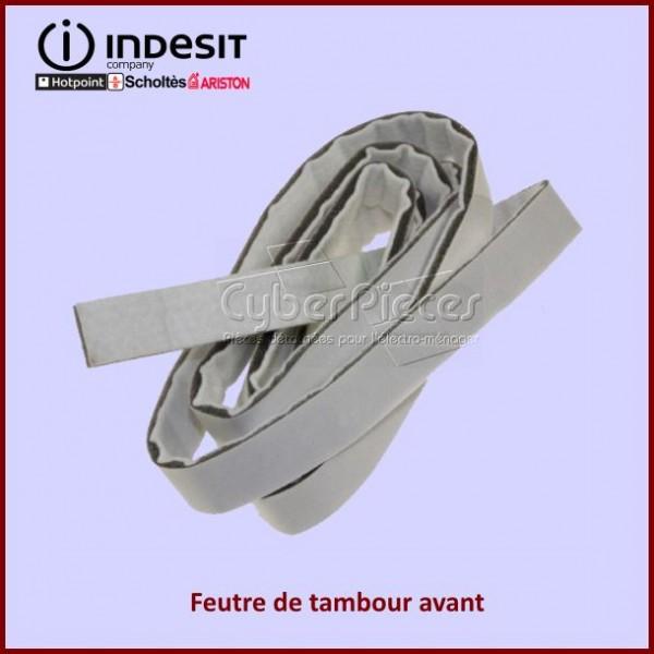Feutre de tambour Avant 16mm  Indesit C00276750