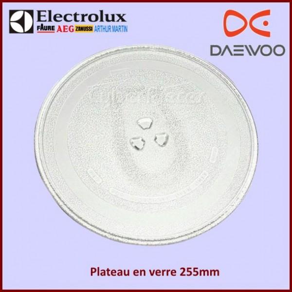 Plateau en verre 255mm Daewoo 3517203600