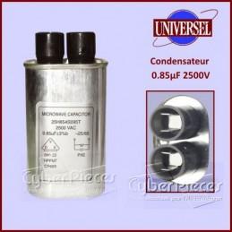 Condensateur 0,85µF (0,85mF) 2500V CYB-016704