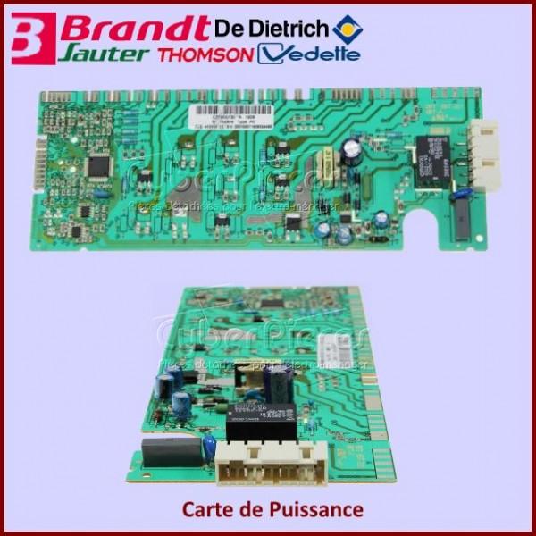 Carte de Puissance Brandt 32X4608