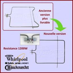 Résistance 1200W Whirlpool 481225948121 CYB-016490
