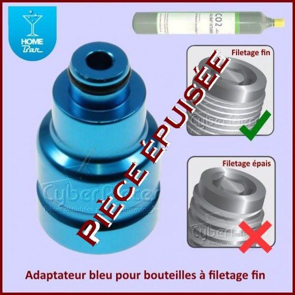 Adaptateur bleu Domena 500972079 *** Pièce épuisée ***