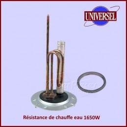 Résistance de chauffe eau 1650W CYB-044585