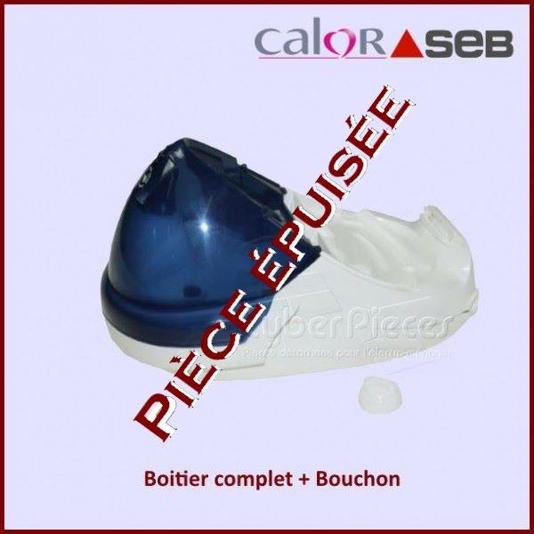 Boitier complet + Bouchon pour centrale vapeur GV7150C0-23 CALOR *** Pièce épuisée ***