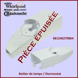 Boitier lampe / Thermostat...