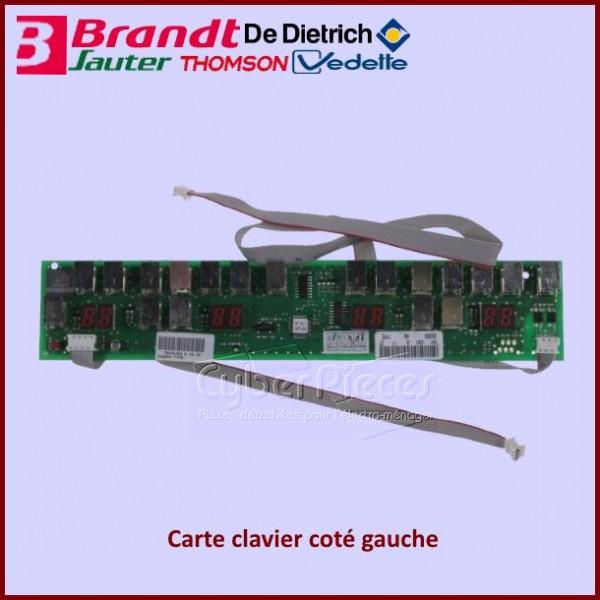 Module De Commande Coté Gauche Brandt  72X8064