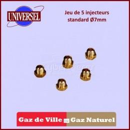 Kit Injecteurs standard Gaz Naturel diametre 7mm CYB-135382