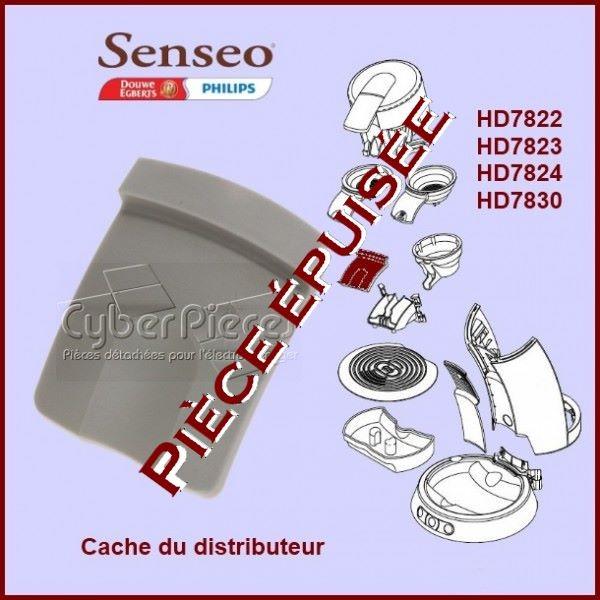 Cache du distributeur Senseo - 422224745990