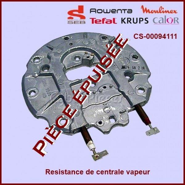 Résistance pour générateur vapeur CS-00094111 *** Pièce épuisée ***