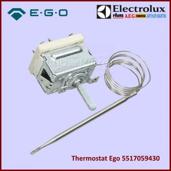 Thermostat Ego 5517059430 Electrolux 3570832018