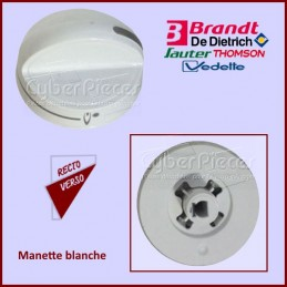 Manette blanche Brandt...
