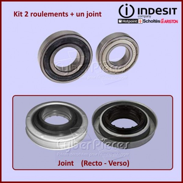 Kit Palier 35mm Indesit C00202418
