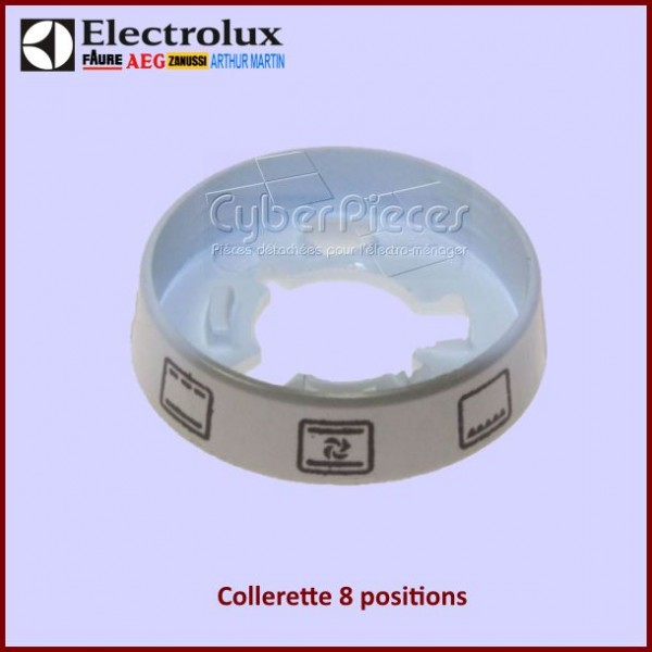 Collerette 8 positions Electrolux 6047827842