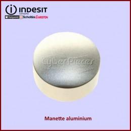 Manette aluminium Indesit...