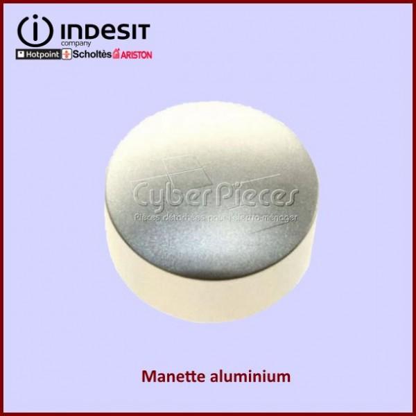 Manette aluminium Indesit C00094360
