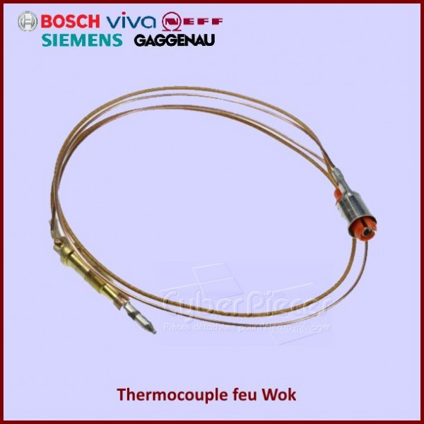 Thermocouple Bosch 00617909