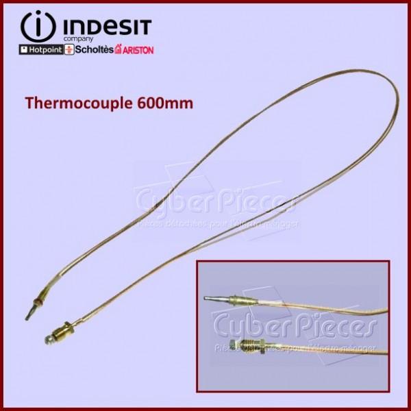 Thermocouple 600mm Indesit C00136955