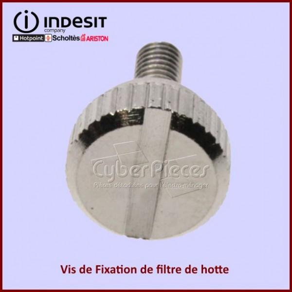 Vis de Fixation filtre Indesit C00481326