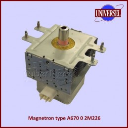 Magnetron universel Type...