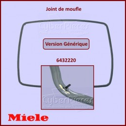 Joint de moufle Miele 6432220 - Version Adaptable CYB-033770