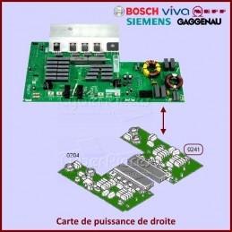 Carte électronique De Puissance programmé Bosch 00447714 CYB-076722