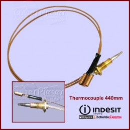 Thermocouple 440mm Indesit...