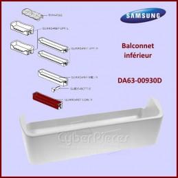 Balconnet inférieur Samsung...