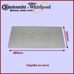Clayette en verre 489x325mm...