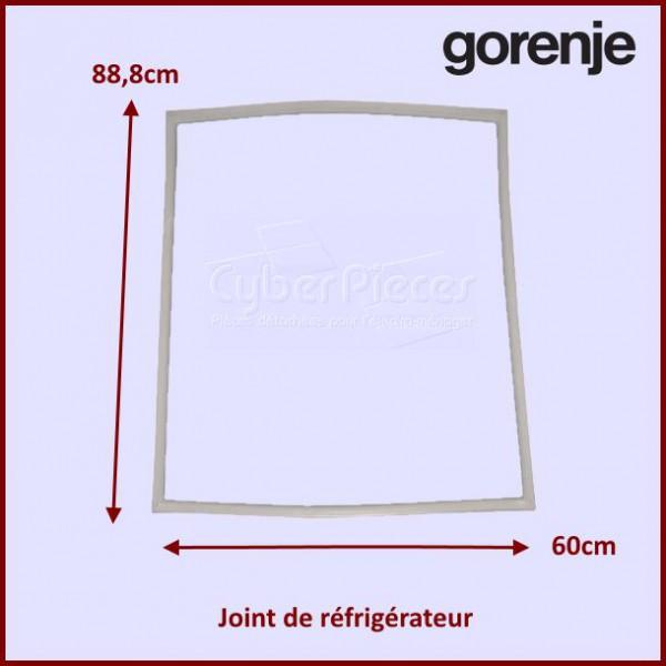 joint de r frig rateur gorenje 627794 pour joints refrigerateurs et congelateurs froid pieces. Black Bedroom Furniture Sets. Home Design Ideas