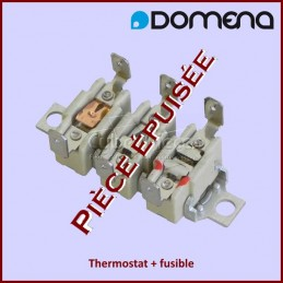 Thermostat + fusible Domena...