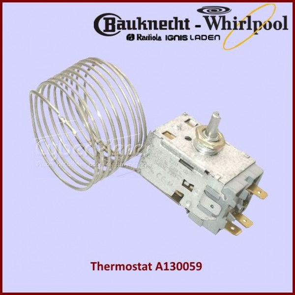 Thermostat A130059 Whirlpool 481927128787
