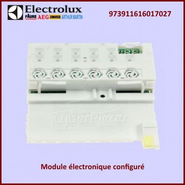 Carte électronique configuré 973911616017027