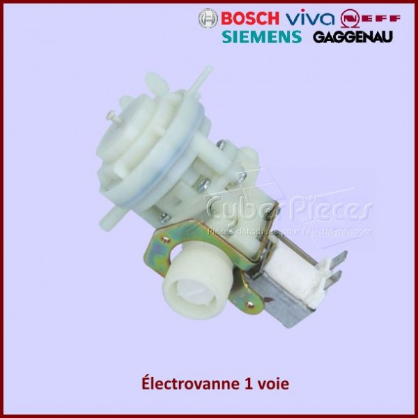 Électrovanne 1 voie Bosch 00051836