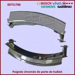 Poignée chromee Bosch 00751786 CYB-358309