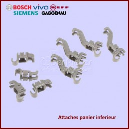 Attaches panier inferieur...