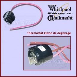Thermostat klixon de...
