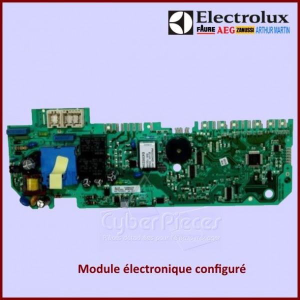 Module électronique configuré 973916096099007