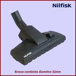 Brosse Combinée 32mm Nilfisk 22359800 CYB-063678
