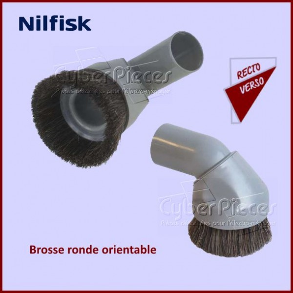 Brosse Ronde Orientable 32mm Nifilsk 11276901