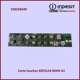 Carte de commande Indesit C00258349 CYB-343428