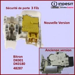 Sécurité De Porte 3fils Indesit C00299278 CYB-066051