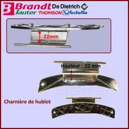 Charnière de hublot Brandt L79A001A2 CYB-011907