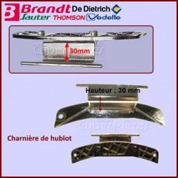 Charnière de hublot Brandt L79C000A6 CYB-011976
