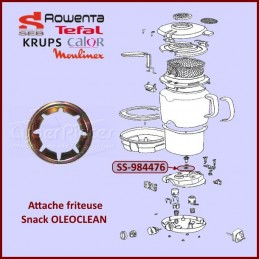 Attache friteuse Snack OLEOCLEAN Seb SS-984476 CYB-111287