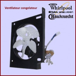 Ventilateur congelateur Whirlpool 480132103073 CYB-177948